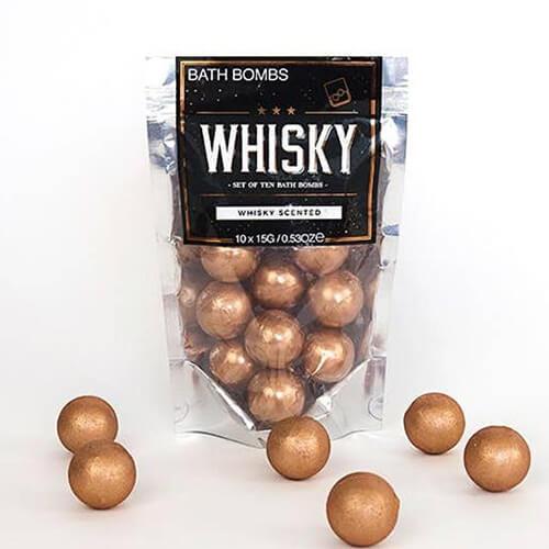 Boules de bain Whisky