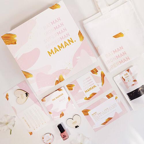 Box surprise Maman