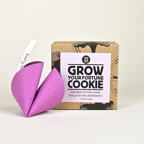 Fortune cookies à faire pousser