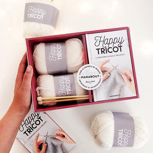Coffret Happy Tricot
