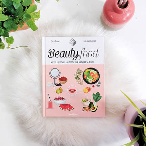 Livre Beauty & Food
