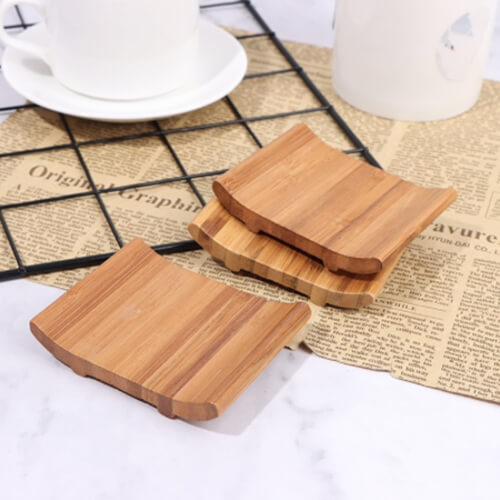 Porte-savon en bambou